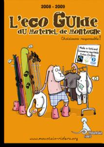 Eco guide du matériel de montagne 2008-2009