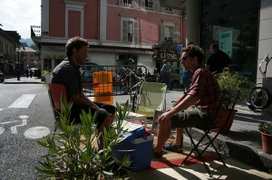 PARKing DAY Annecy 2009 3