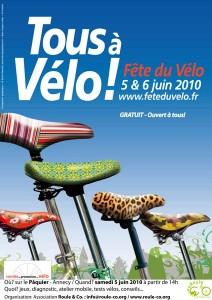 Fête du Vélo Annecy 2010