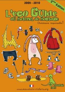 L'Eco Guide du matériel de montagne