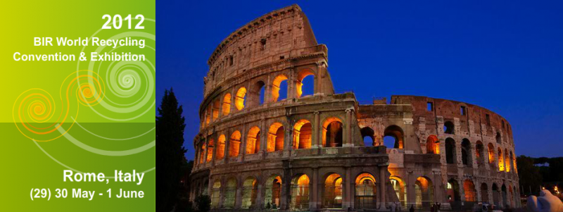 BIR Recycling Convention Rome