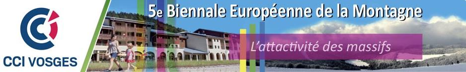 5eme biennale europeenne de la montagne