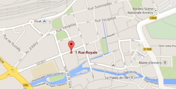1 rue Royale