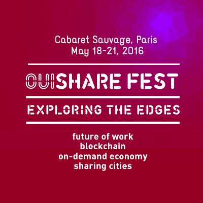 Ouishare Fest 2016 AIR